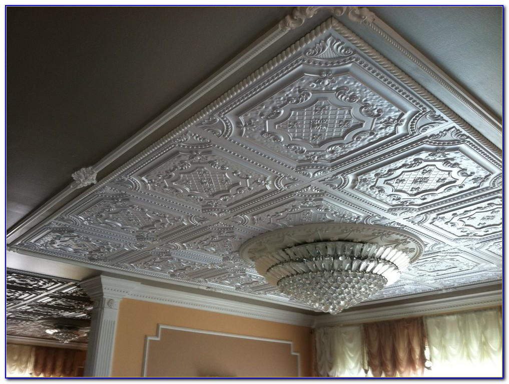 Tin Tiles For Drop Ceiling