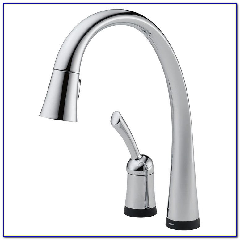 Touch Activated Kitchen Faucet Kohler
