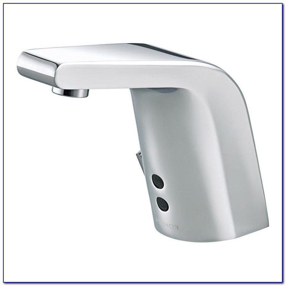 Touchless Bathroom Sink Faucet