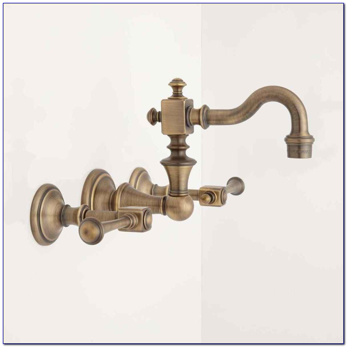 Traditional Long Nose Tap Old Fashioned Kitchen Faucets