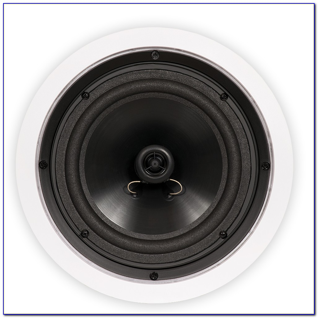 Using Ceiling Speakers For Home Theater