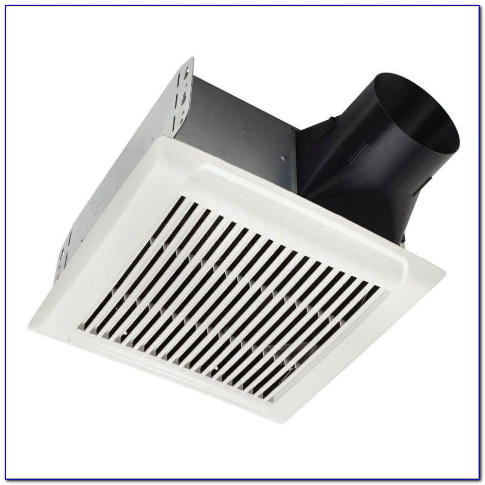 Ventline 100 Cfm Bathroom Ceiling Exhaust Fan With Light