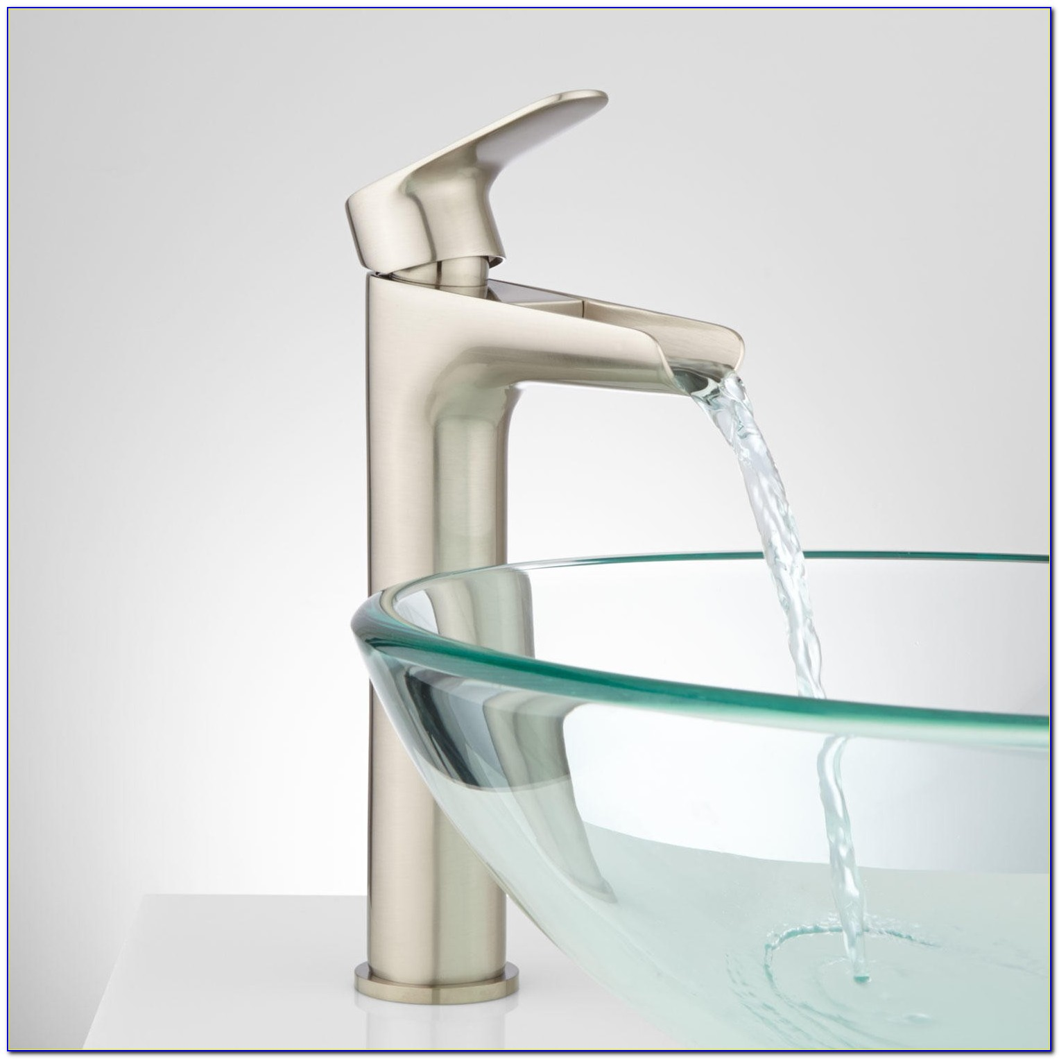 Vessel Sink Faucets With Drain