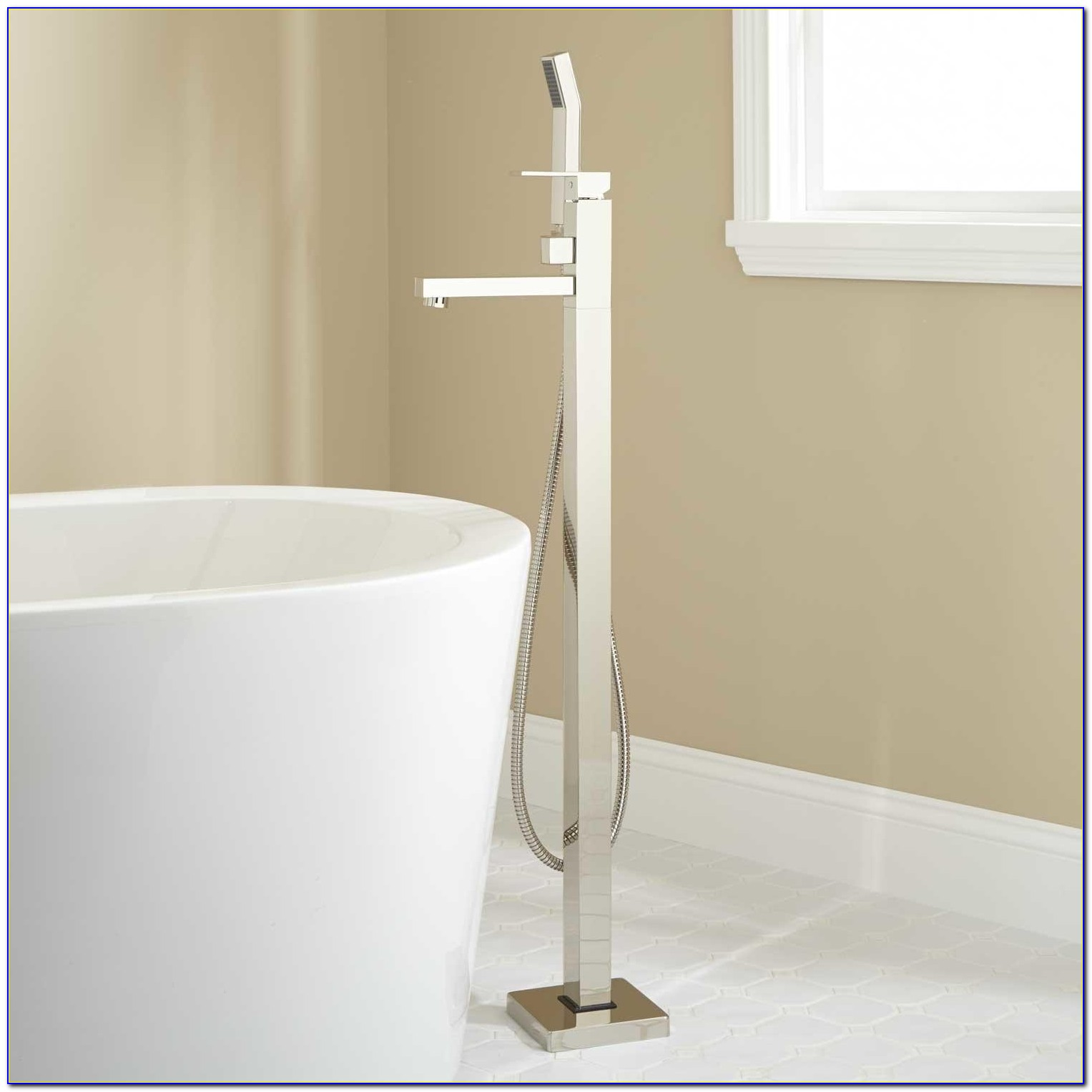 Wall Faucets For Freestanding Tubs