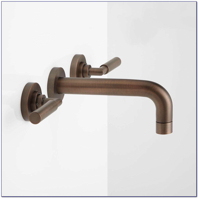 Wall Mount Bathtub Faucet