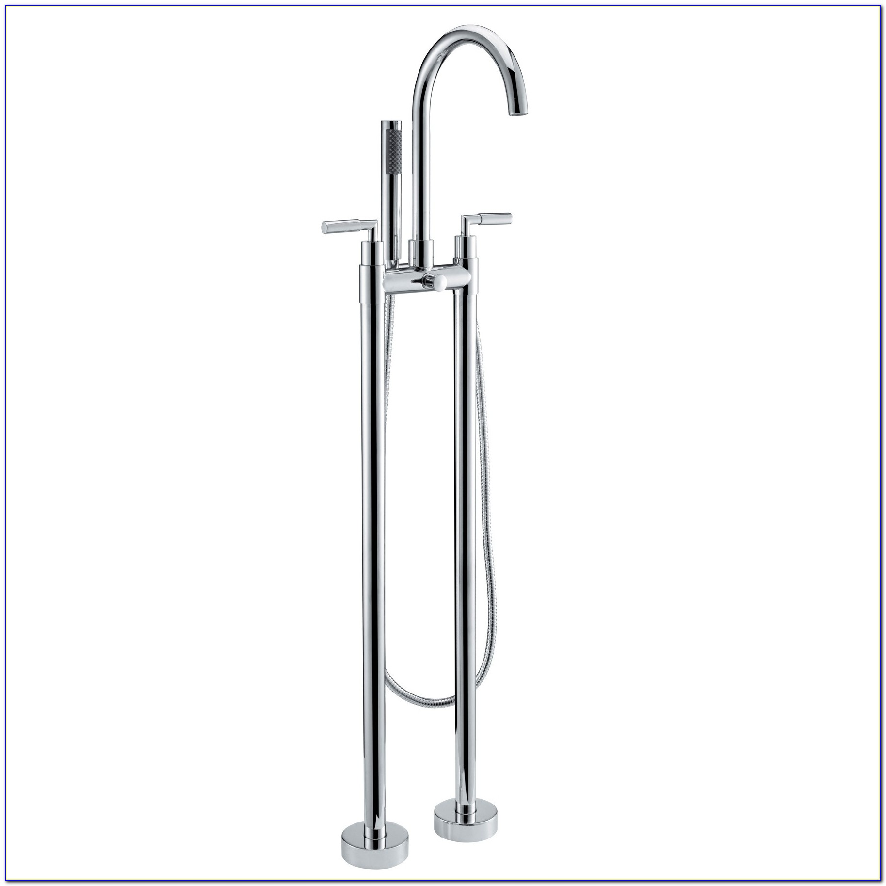 Wall Mount Clawfoot Tub Faucets