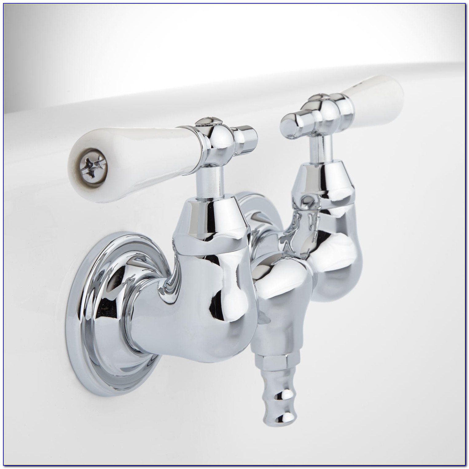 Wall Mount Lavatory Faucets