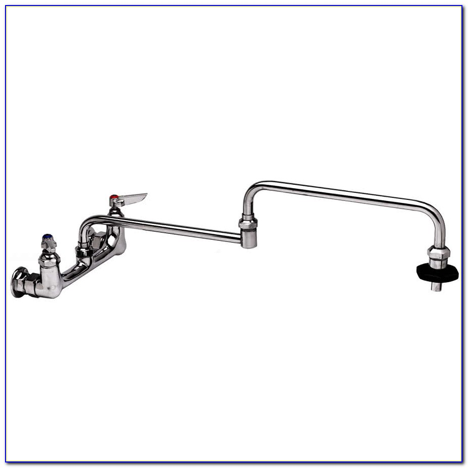 Wall Mount Pot Filler Kitchen Faucet