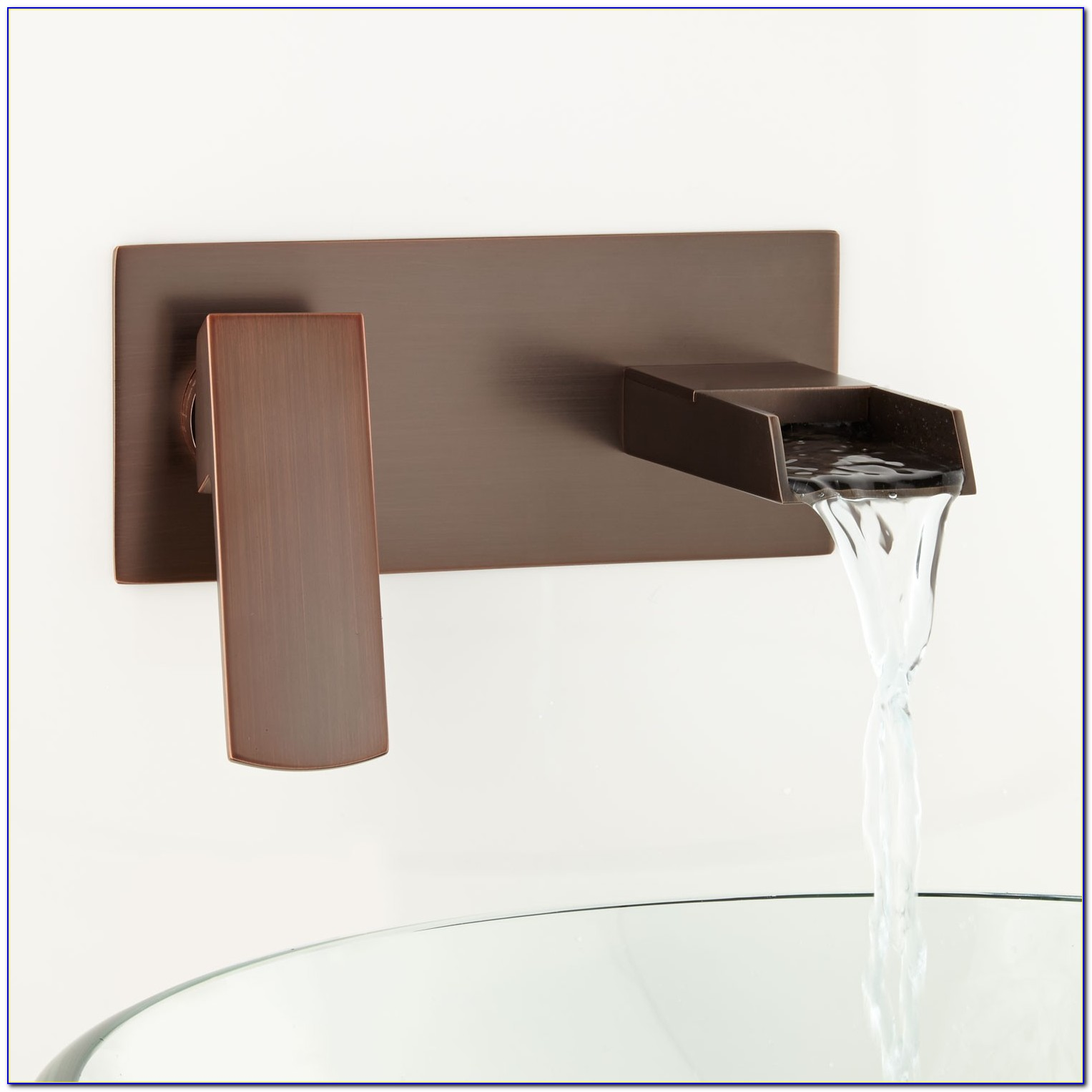 Wall Mount Sink Faucet Installation