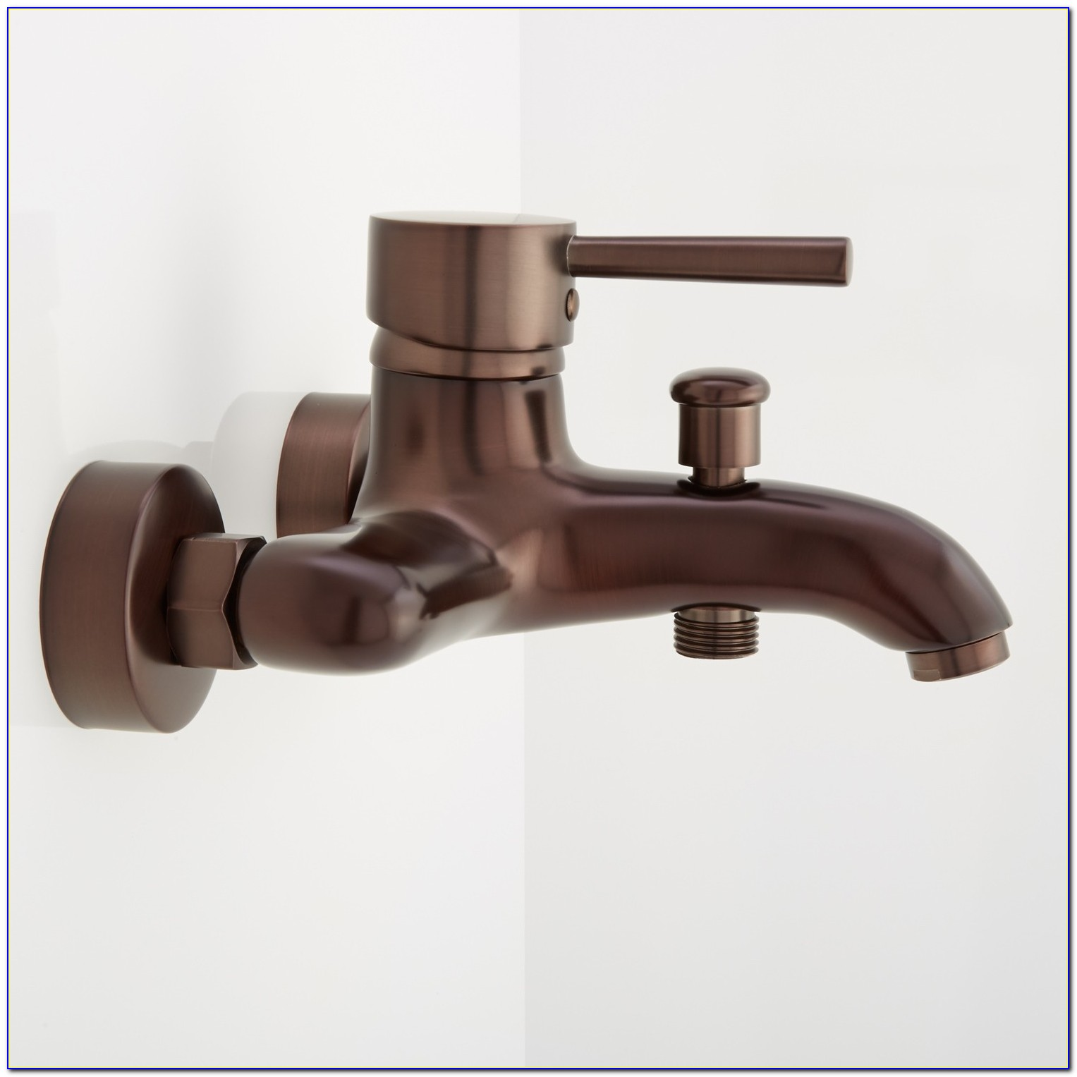 Wall Mount Tub Faucets With Hand Shower