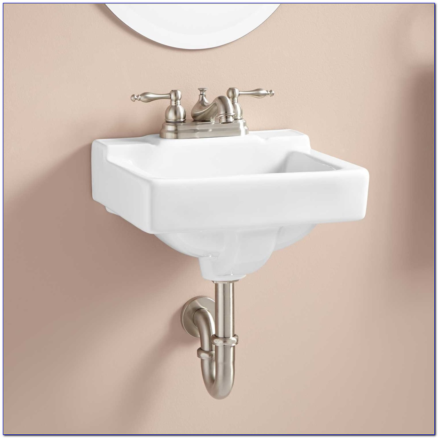 Wall Mounted Commercial Sink Faucet