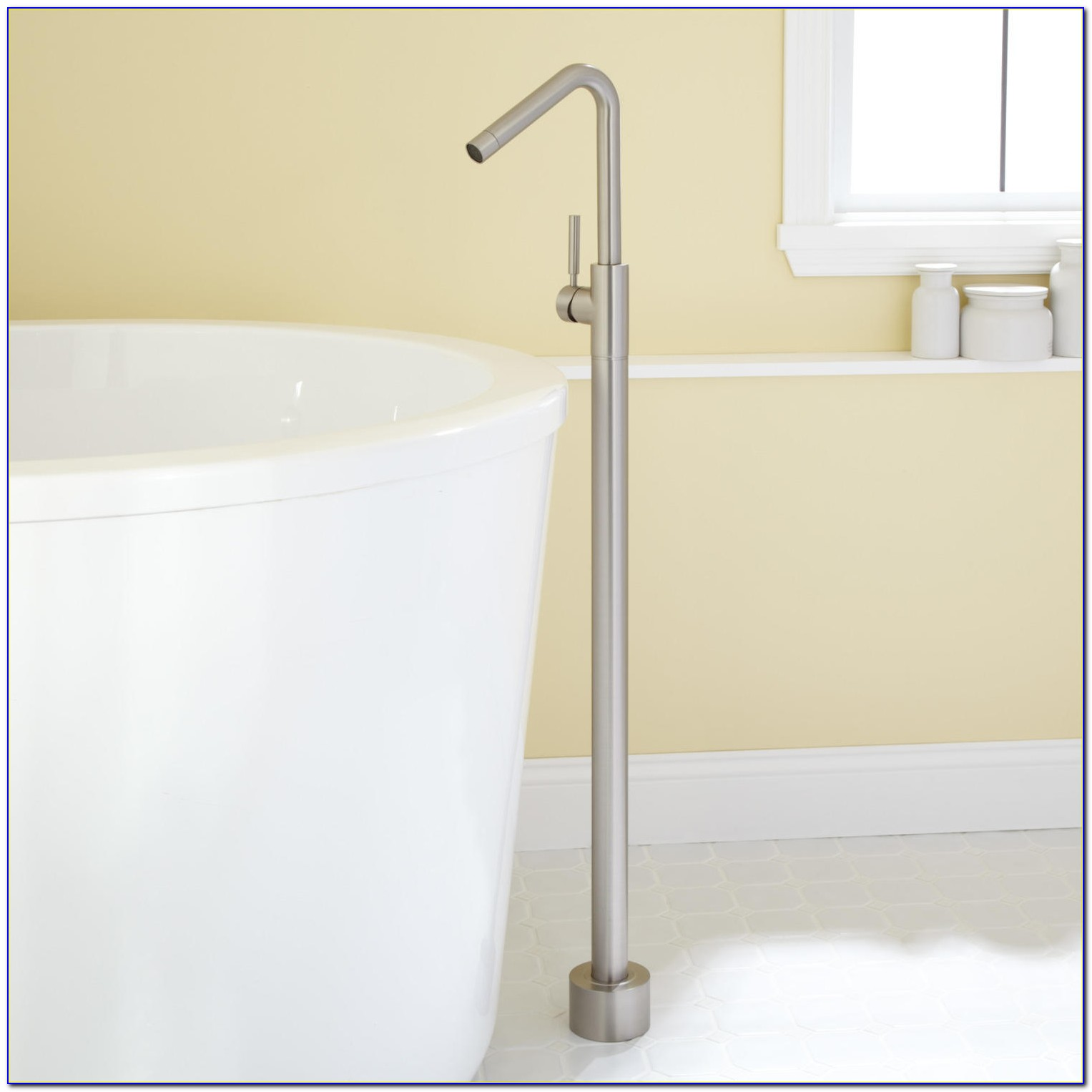 Wall Mounted Faucets For Freestanding Tubs