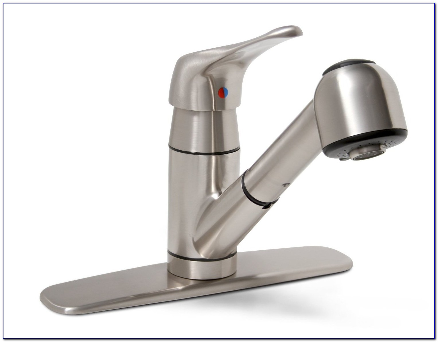 Water Filtration System For Pull Out Faucet