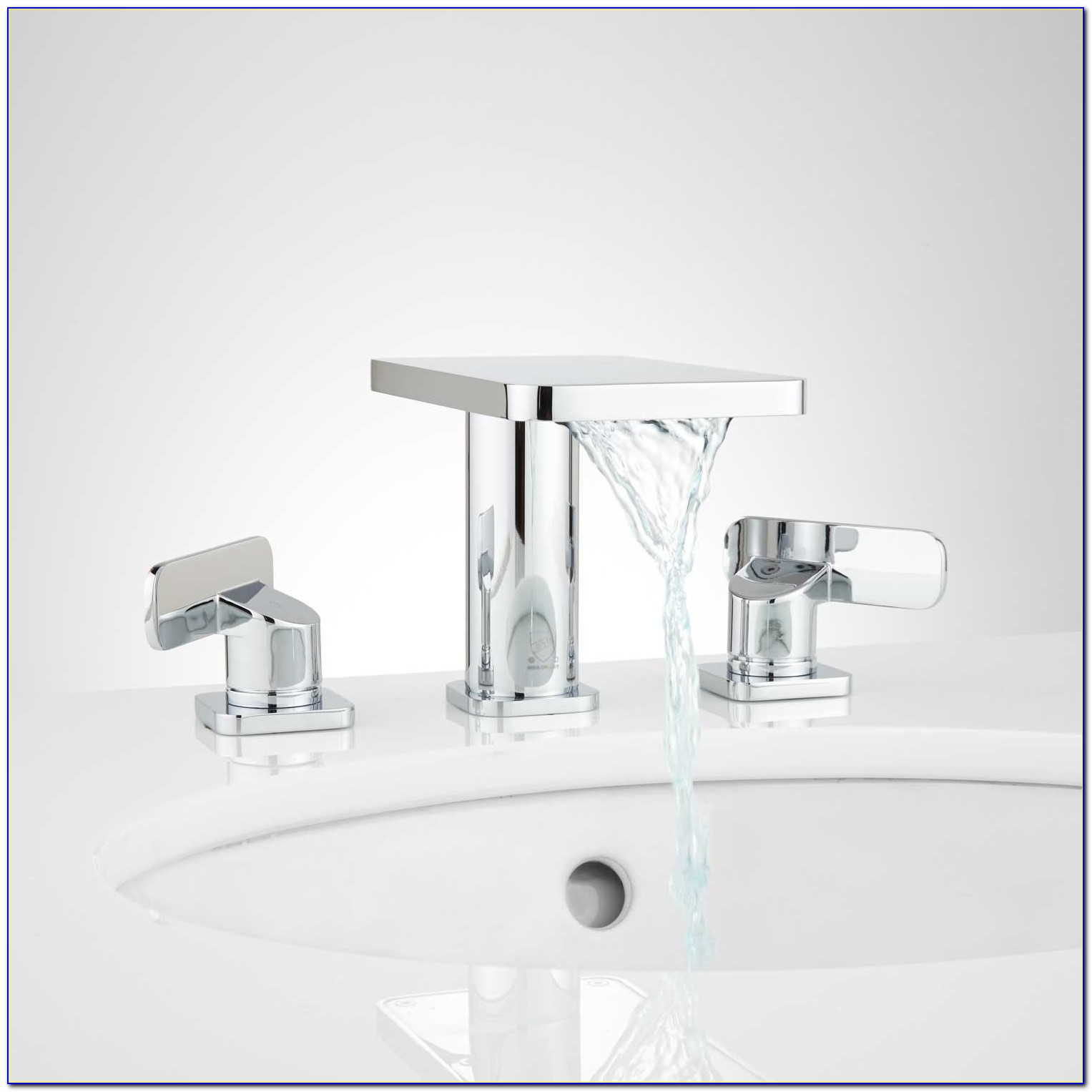 Waterfall Bathroom Sink Faucet Amazon