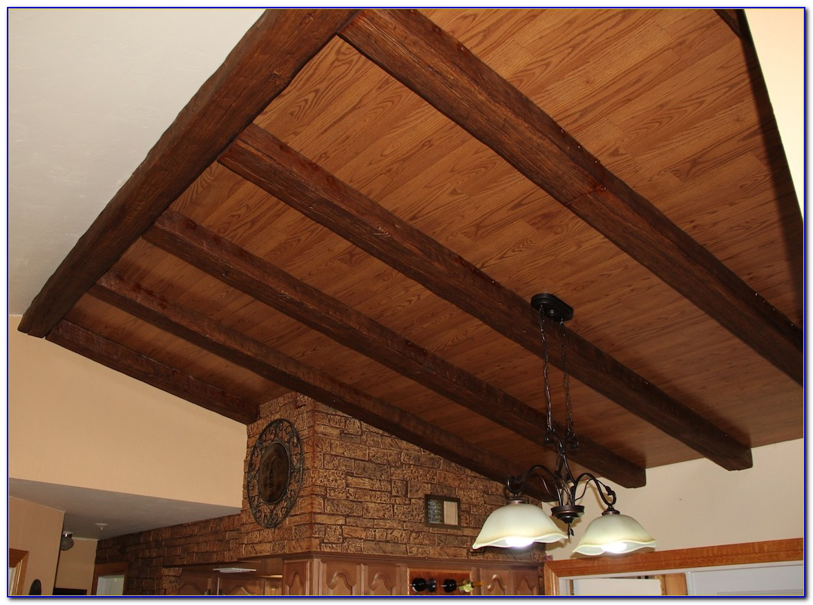Wood Beams For Vaulted Ceilings