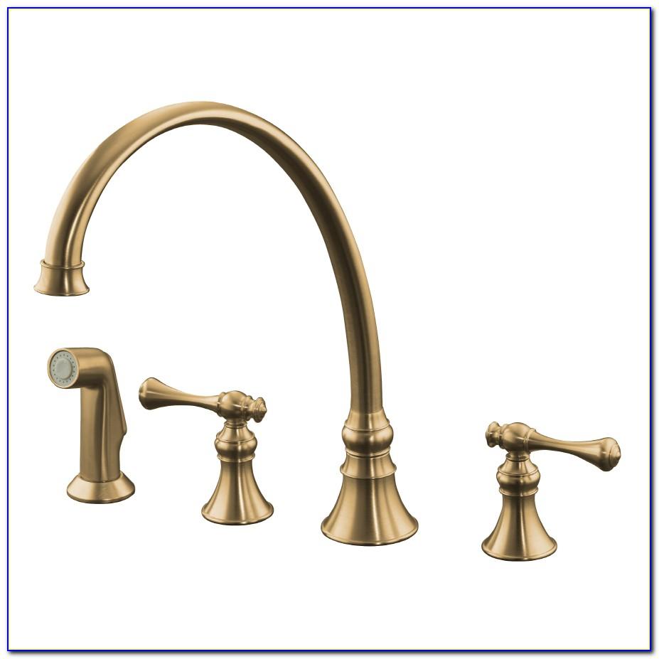 2 Handle Kitchen Faucets