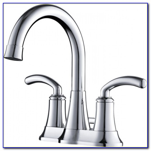 4 Inch Center Tub Faucet