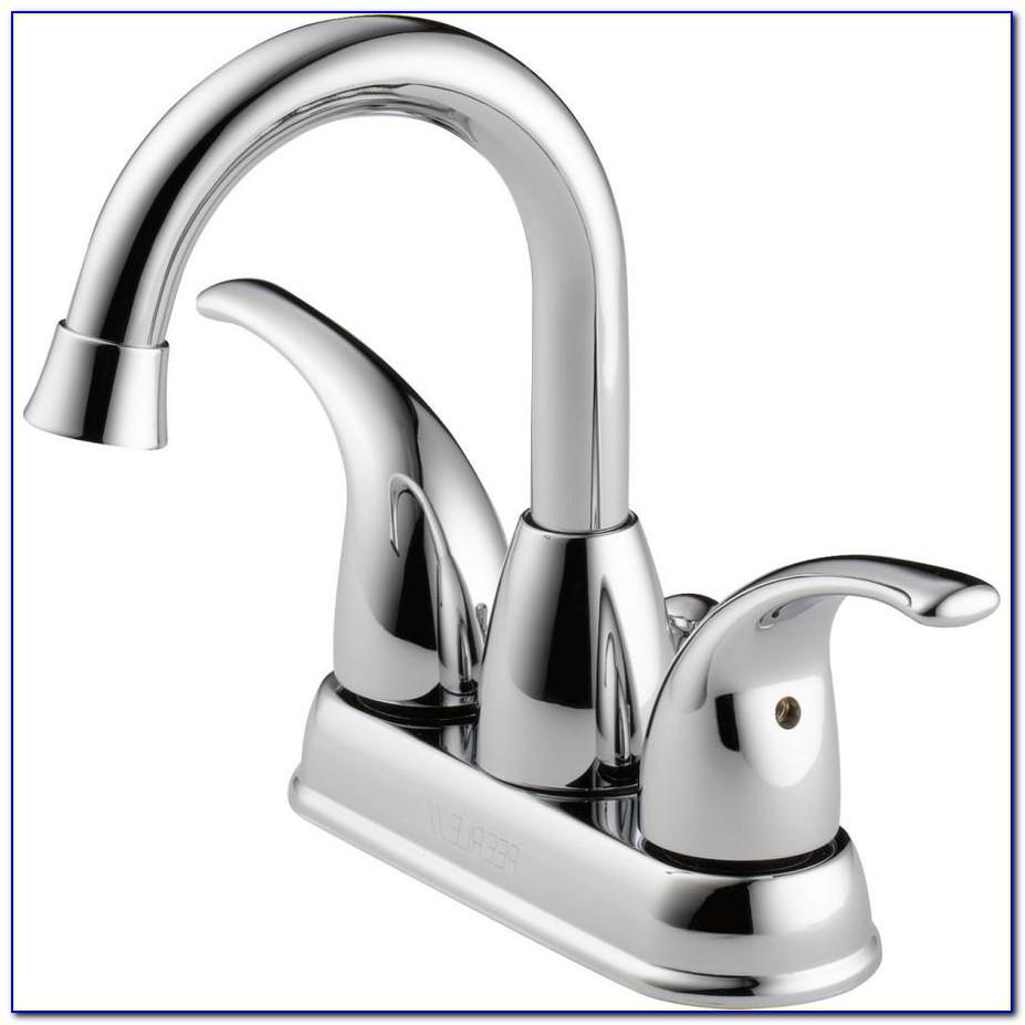 4 Inch Centerset Bathroom Faucet