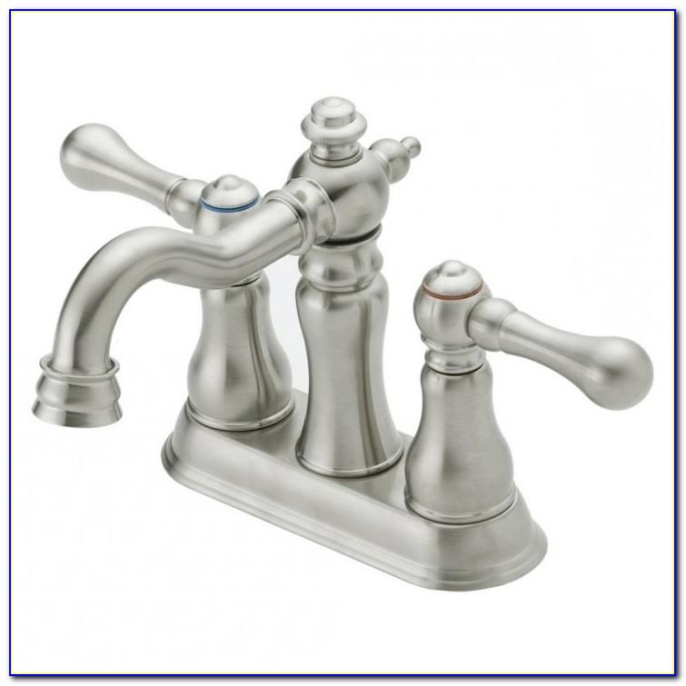 4 Inch Minispread Bathroom Faucet