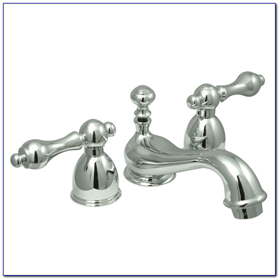 4 Inch Widespread Bathroom Faucet