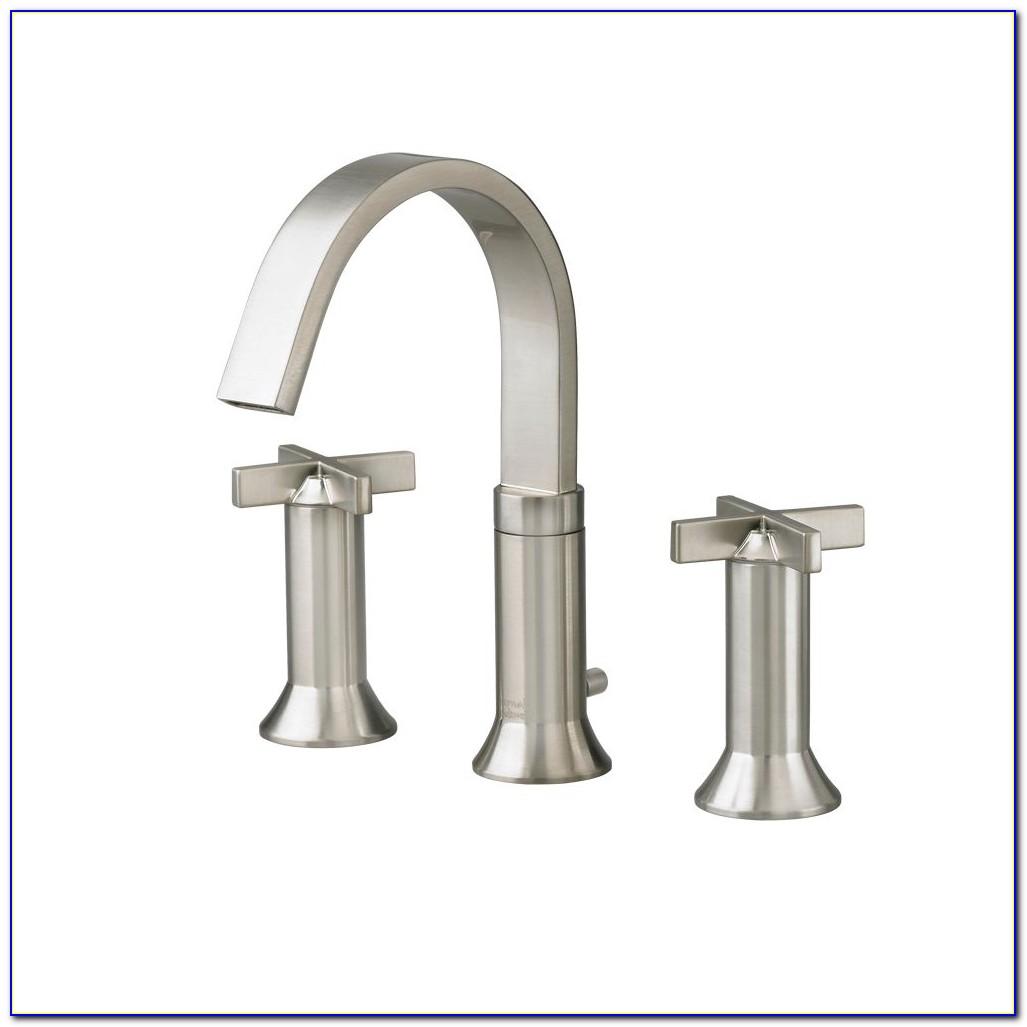 8 Inch Spread Bathroom Faucet Bronze