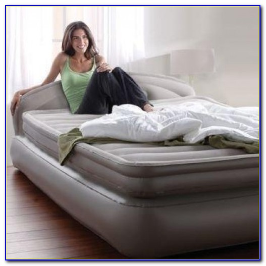 Aerobed Queen Air Mattress With Headboard