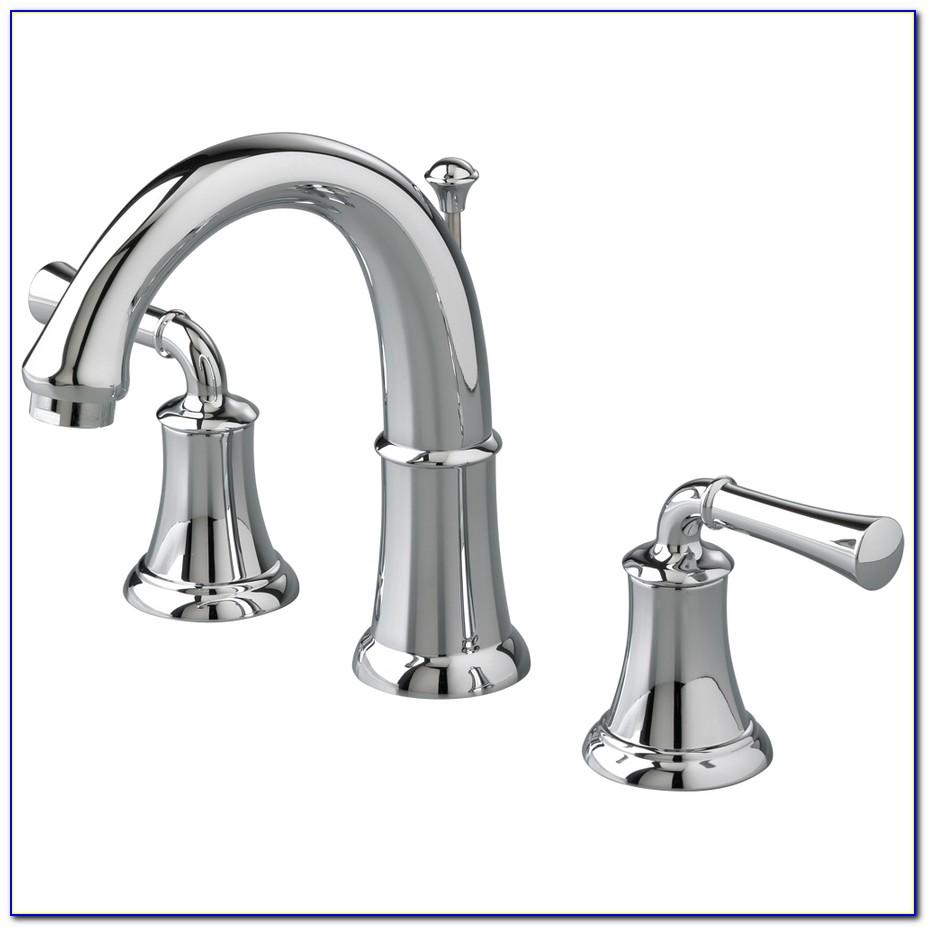 American Standard Hampton Widespread Bathroom Faucet