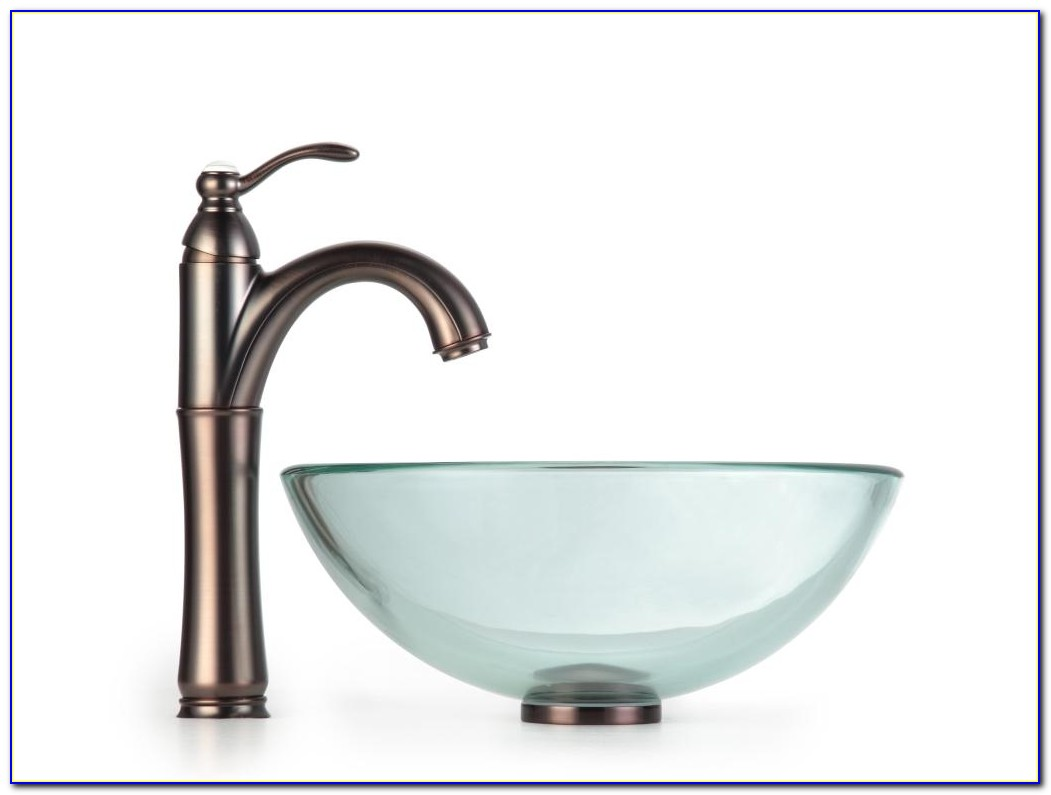 Bathroom Sink Excellent Bathroom Vessel Sink And Faucet Combos Within Dimensions 1024 X 768