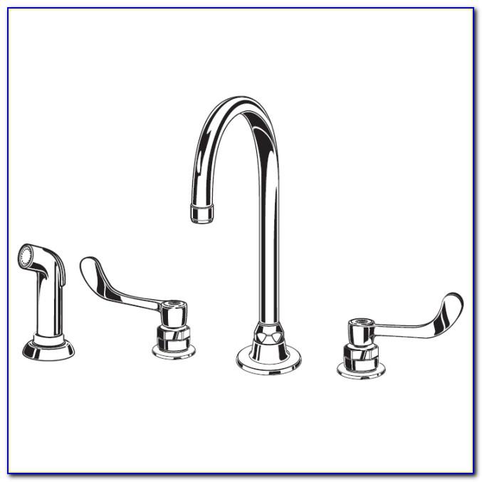 American Standard Monterrey Kitchen Faucet