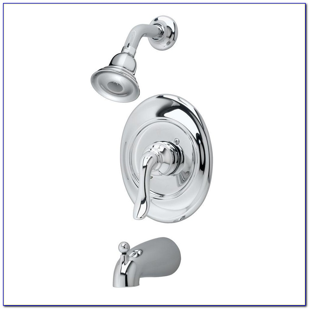 American Standard Princeton Faucet Installation