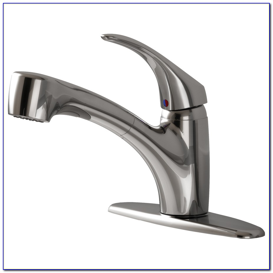 American Standard Pull Down Faucet Installation