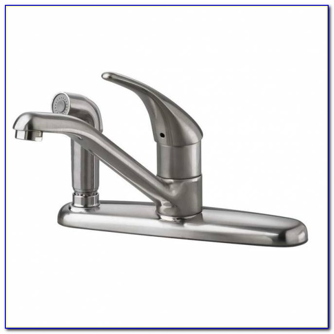 American Standard Pull Out Kitchen Faucet Installation Instructions