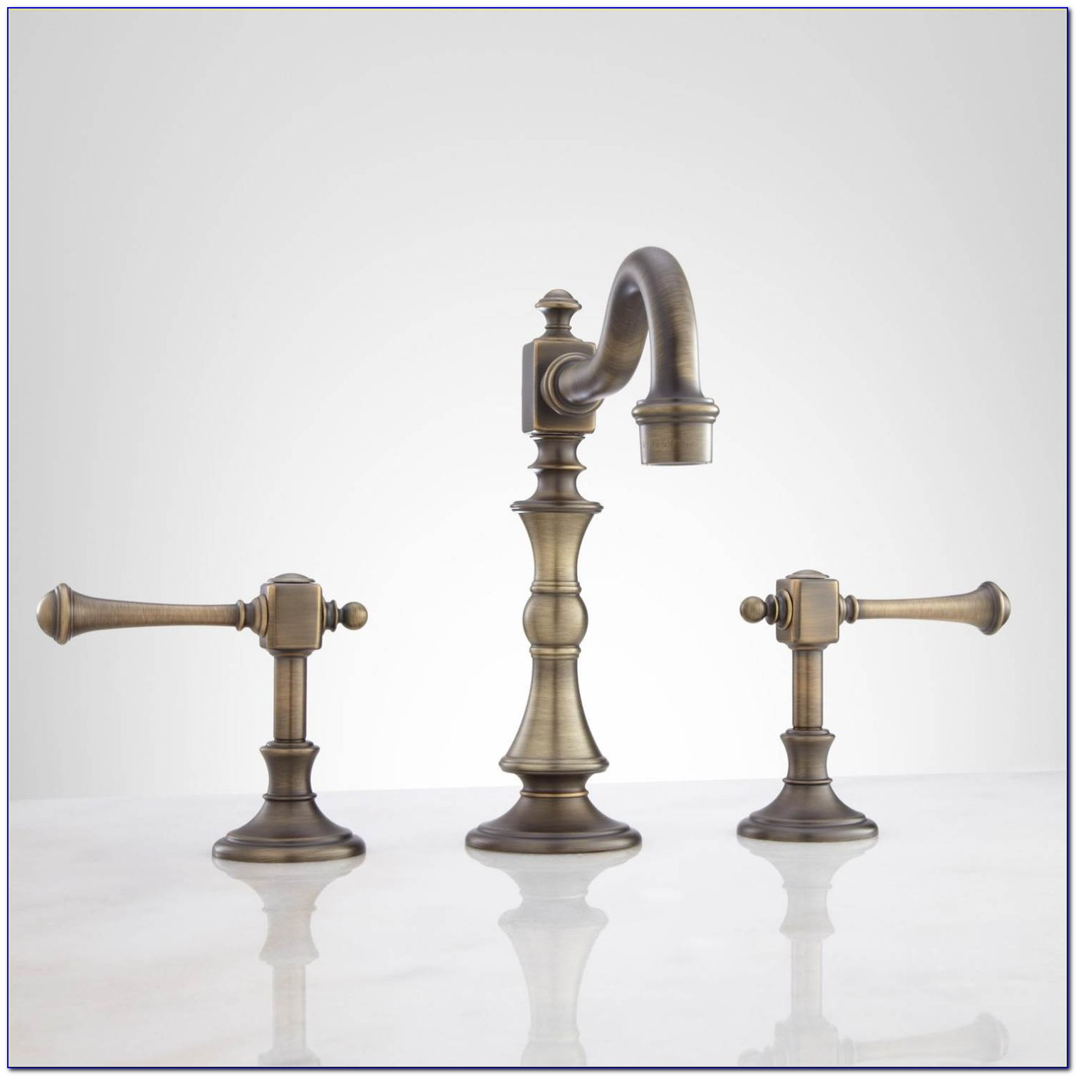 Antique Brass Light Fixtures Bathroom