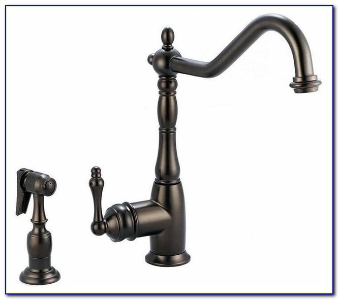 Antique Bronze Kitchen Faucets