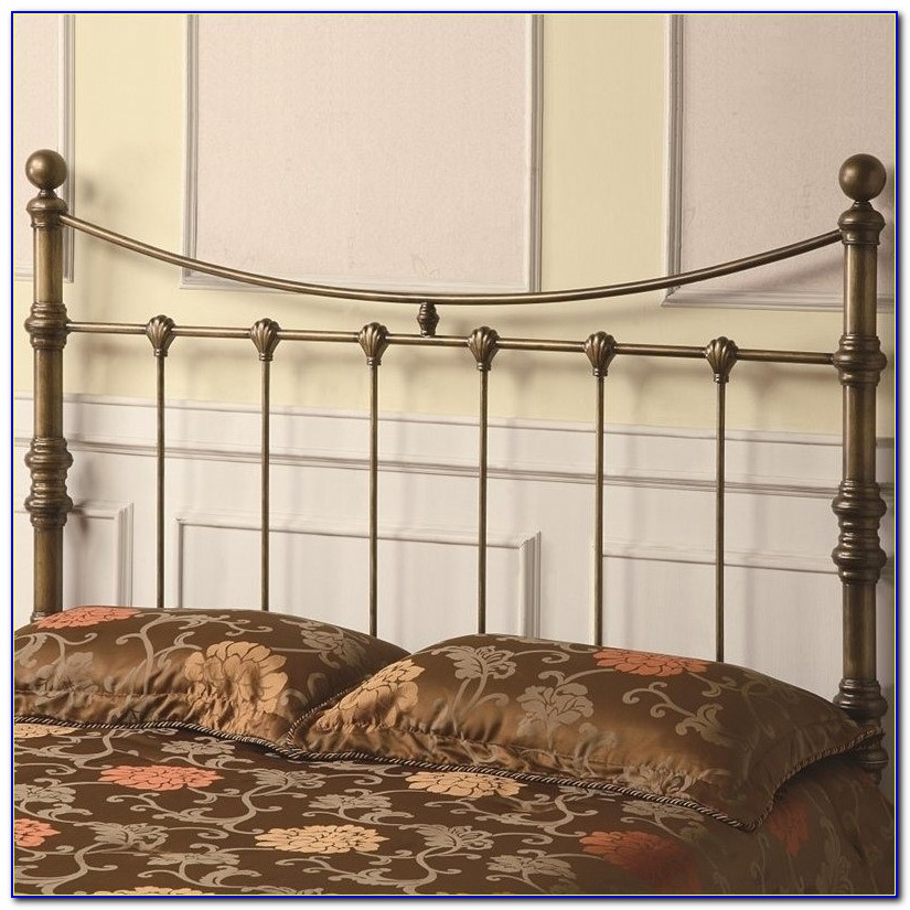 Antique Iron Beds Queen Size