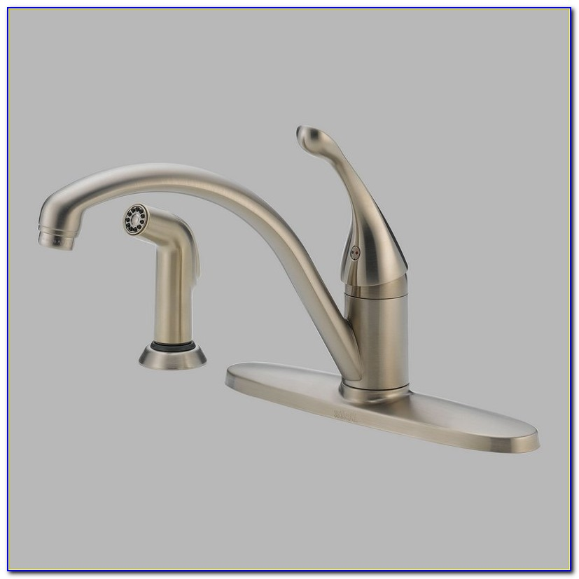 Arbor Single Handle Single Hole Kitchen Faucet By Moen