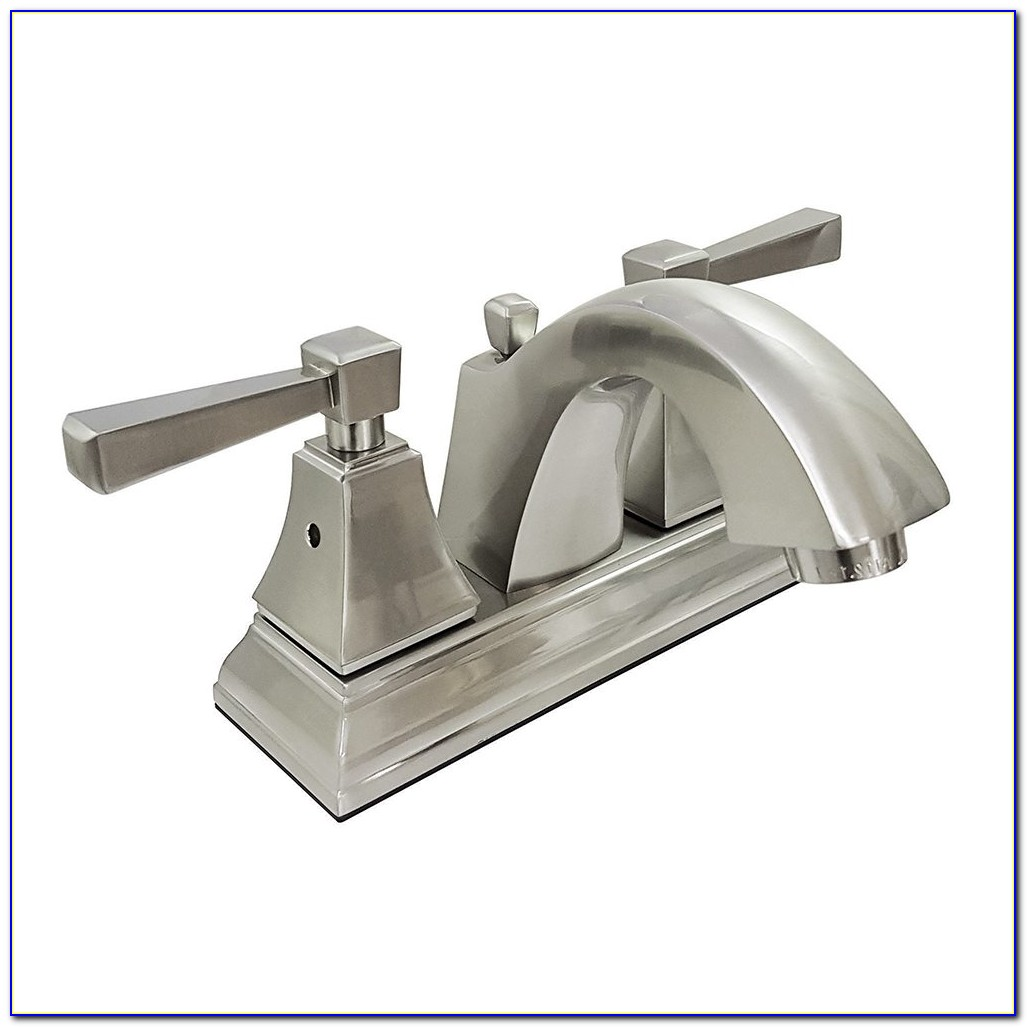 Bathroom Faucets 4 Inch Centerset