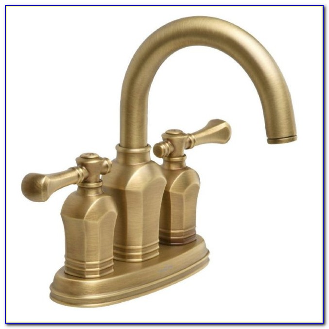 Bathroom Sink Faucets Antique Brass