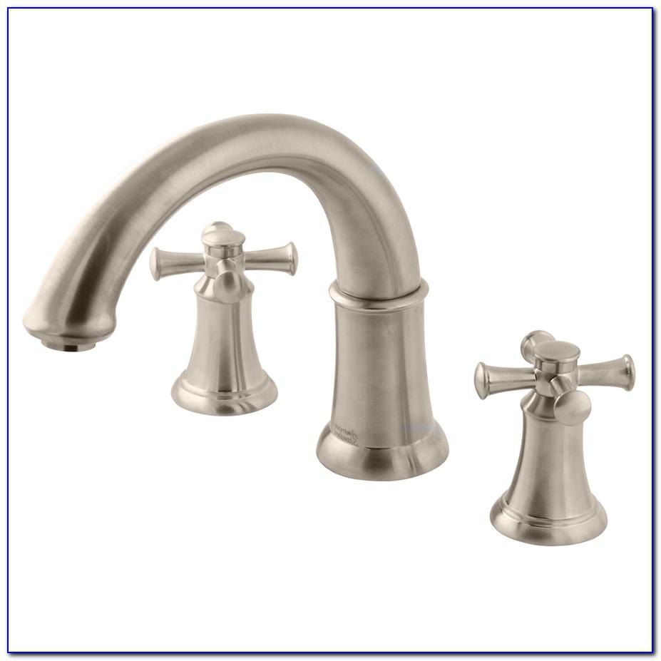 Bathtub Faucet And Handles