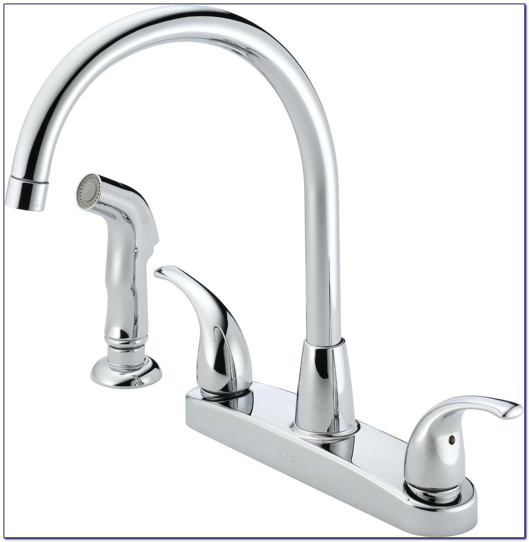 Bathtub Faucet With Hose Attachment