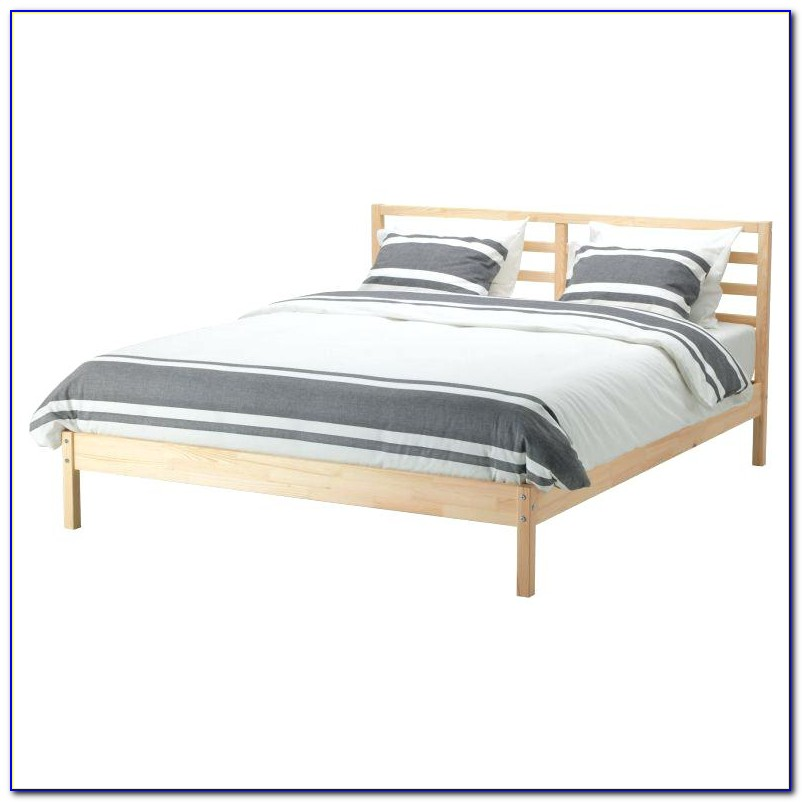Bed Frame No Headboard Australia