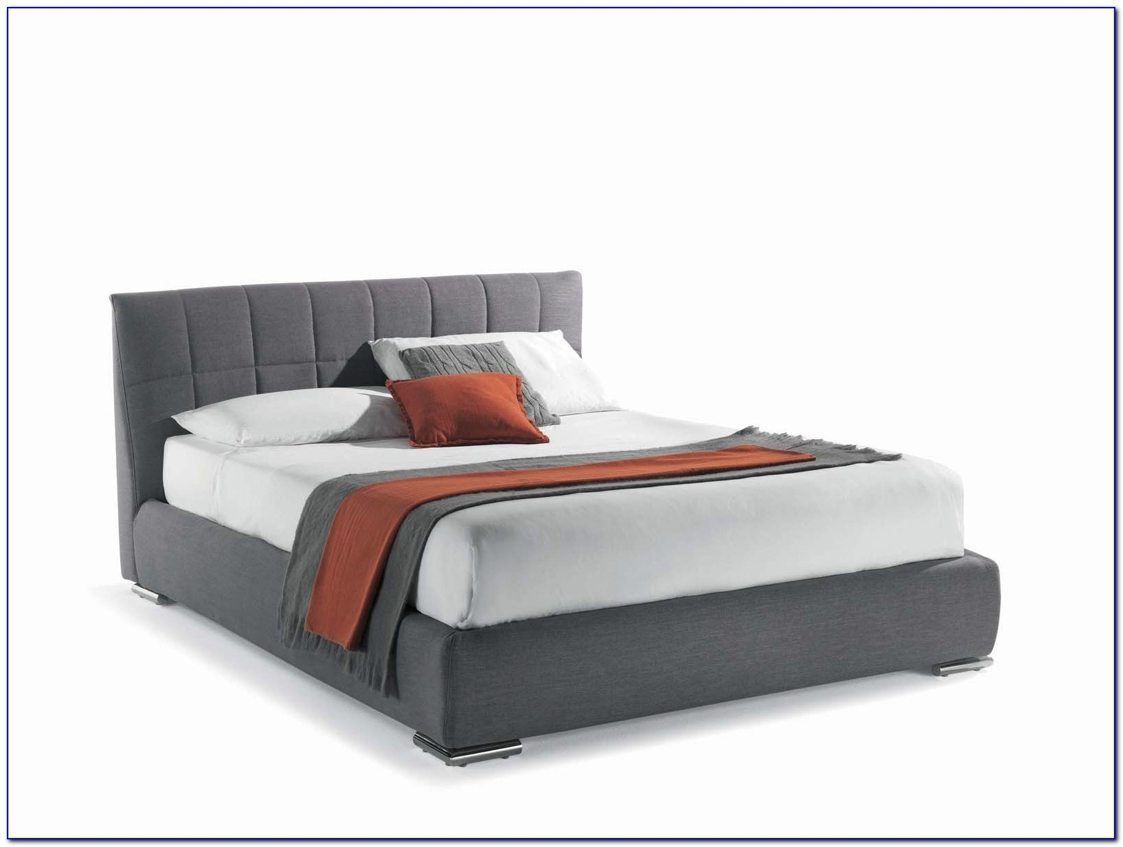 Bed Frame No Headboard Uk