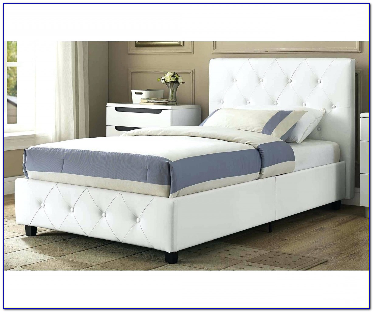 Bed Frame Without Headboard Australia