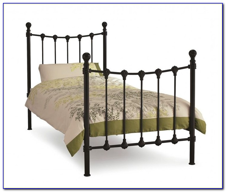 Bed Frame Without Headboard Uk