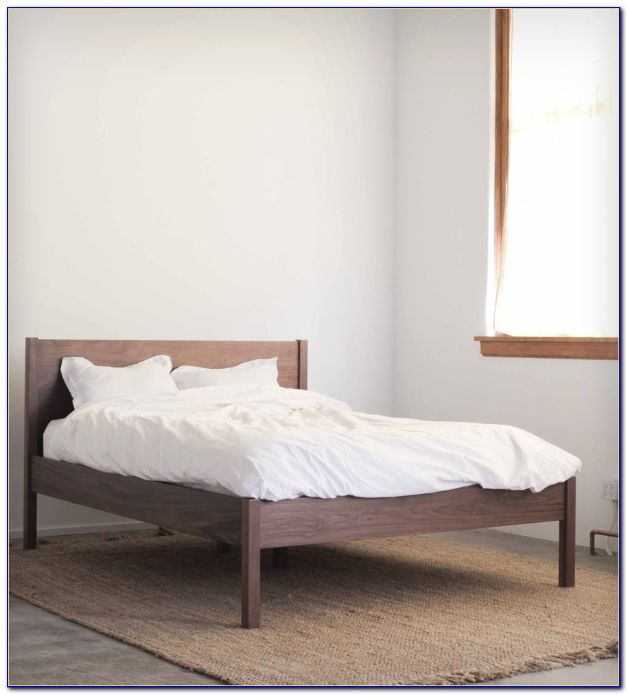 Bed Frames With Upholstered Headboards