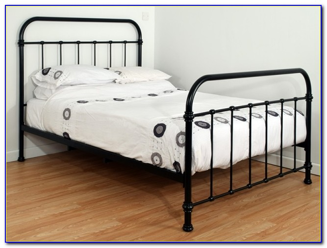 Bed Frames Without Headboard And Footboard