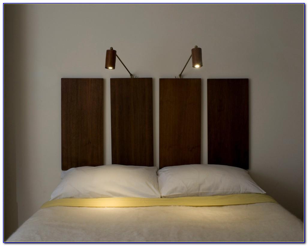 Bed Reading Lamp Headboard