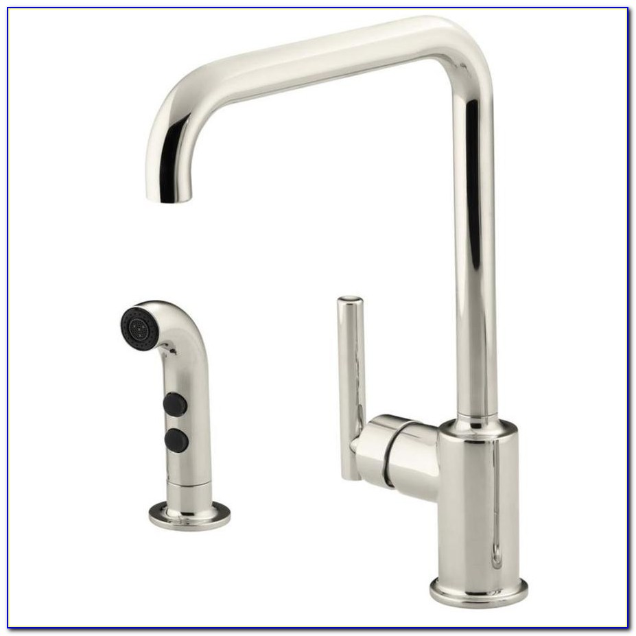 Best Polished Nickel Kitchen Faucets