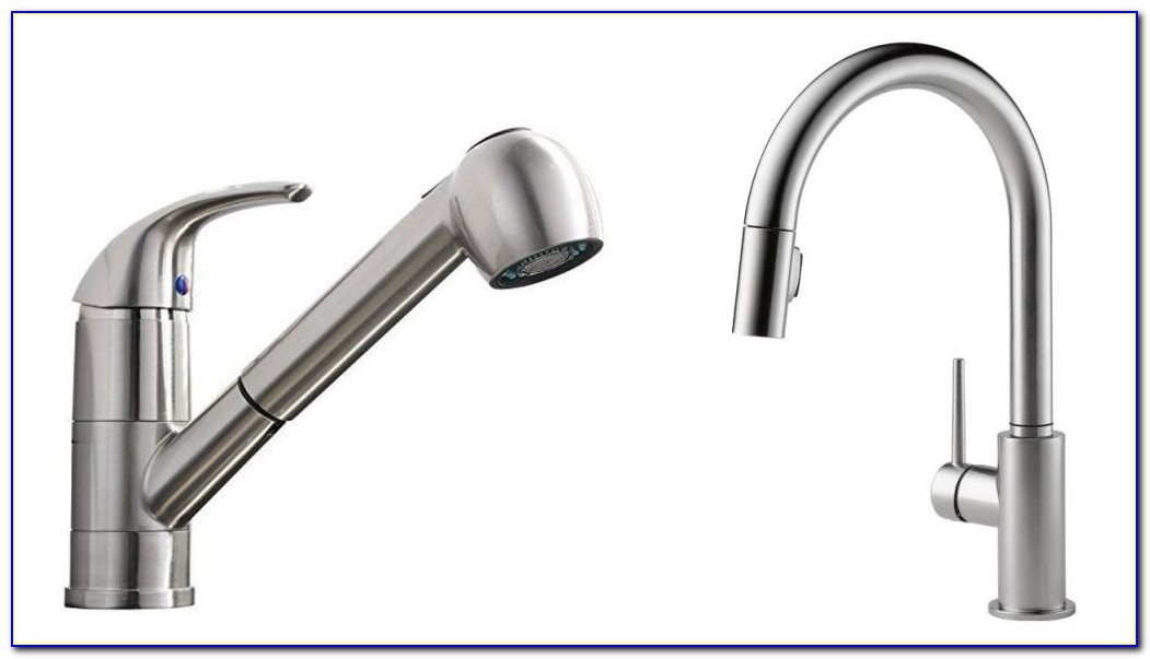 Best Pull Down Kitchen Faucets 2016