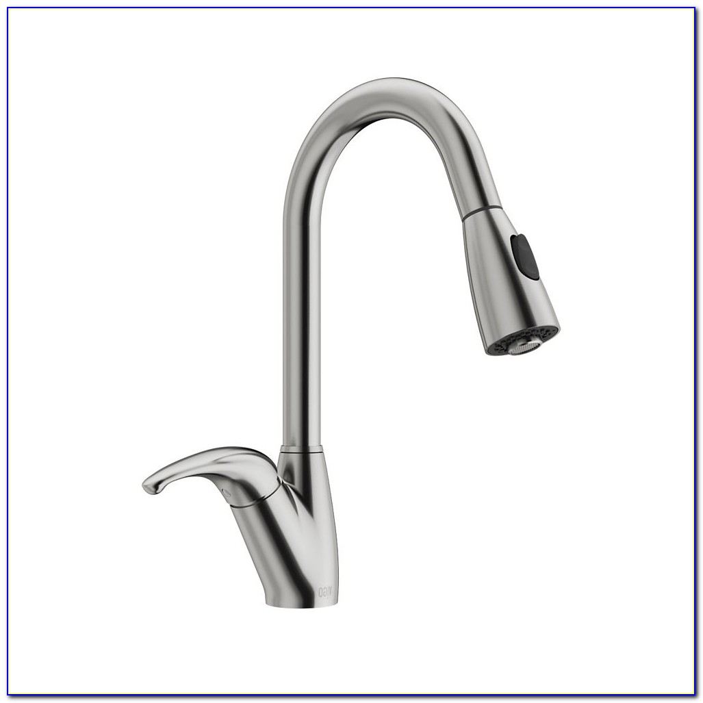 Best Pull Out Sprayer Kitchen Faucet